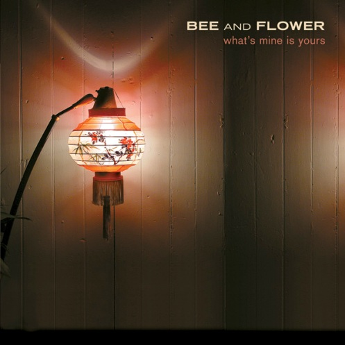 Bee and Flower | What's mine is yours